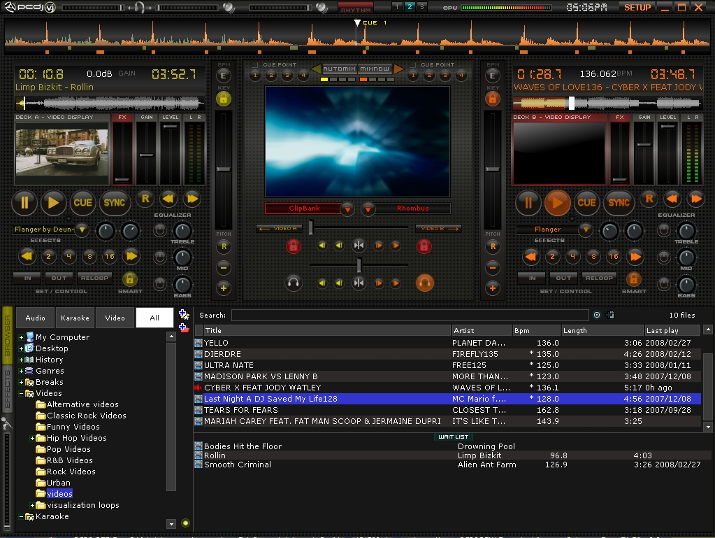 VJ Extra Freebies and Add Ons for video mixing software | PCDJ