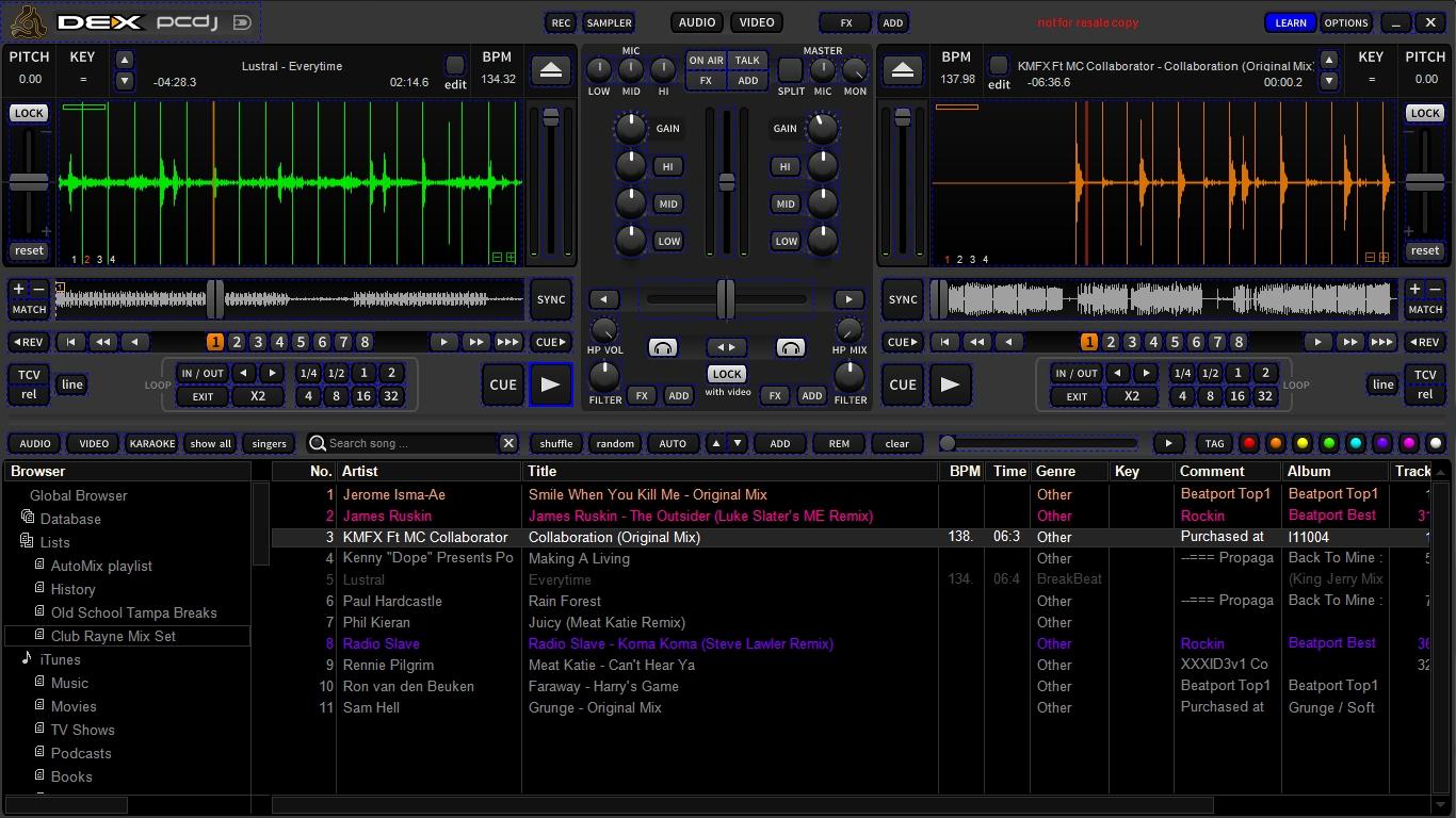 DJ Software Feature Spotlight - MIDI Learn   PCDJ