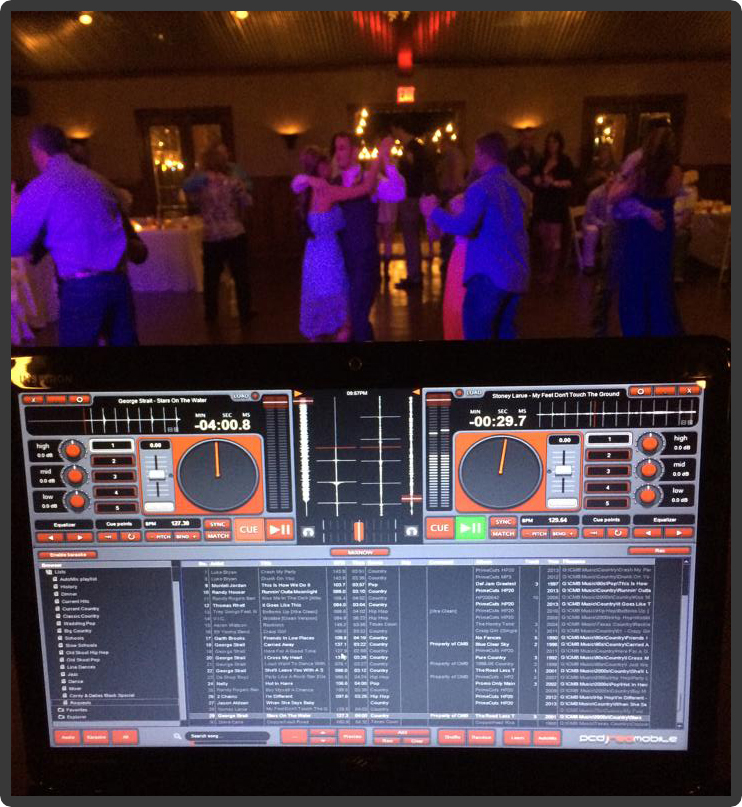 DJ Mixing Software PCDJ RED Mobile 2