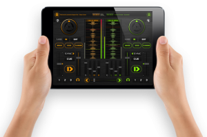 DJ DEX iPad App