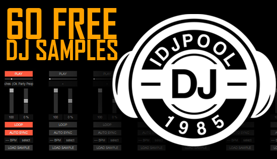 download a free sample pack compliments of our partners at idjpool