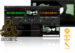 DEX 2 DJ Software