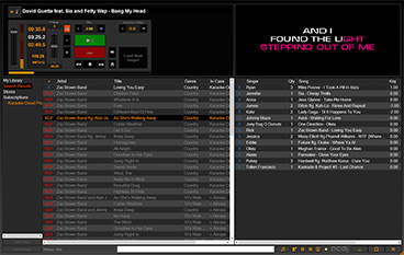 Karaoke Software For Professional Use