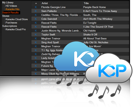 PCDJ Karaoki Karaoke Show Hosting Software (Download)