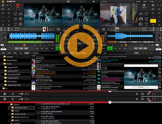 DEX 3.8 Tutorial Videos