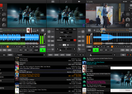 DEX 3.8 2-Deck Video Mixing Skin