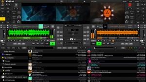 DEX 3 Video mixing 2-decks