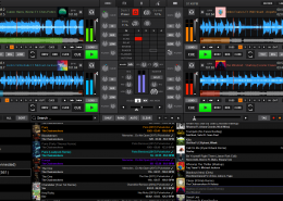 4 Deck Mixing software DEX 3