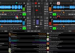 4 Deck Mixing software DEX 3