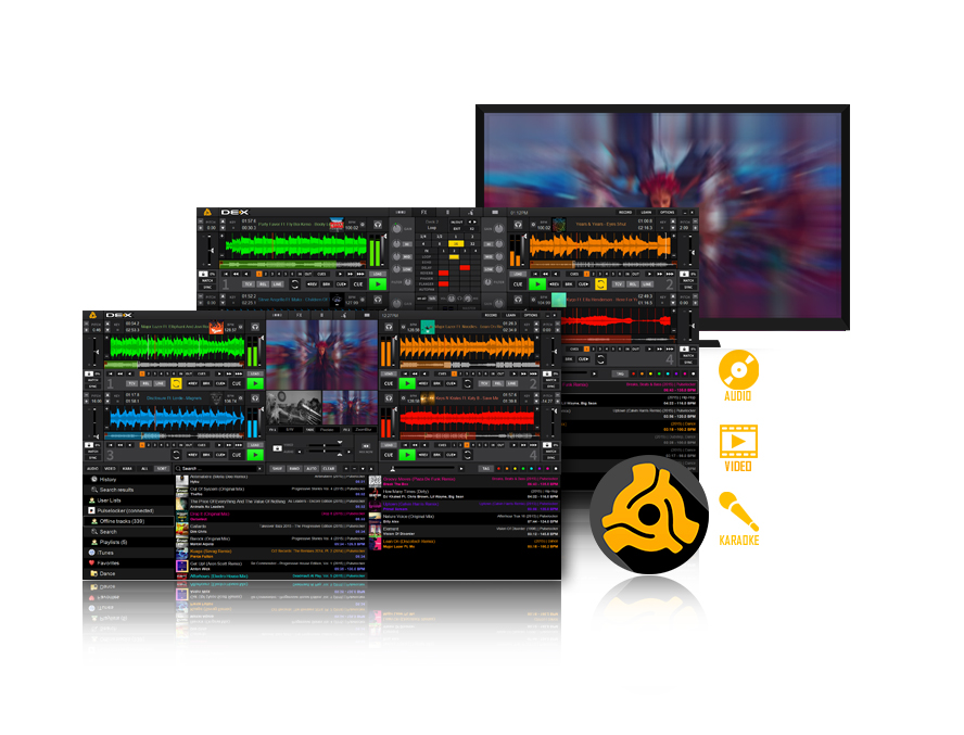 dj mixer software free  full version mobile