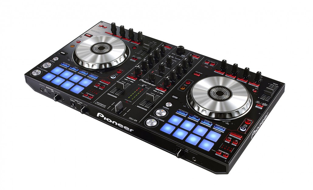 Zoom Ddj Sr L X on surface pro 3 bundle