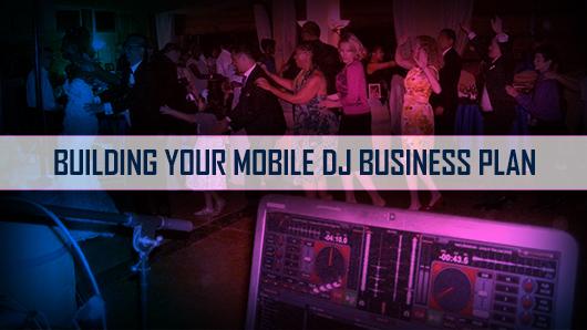 mobile dj business plan