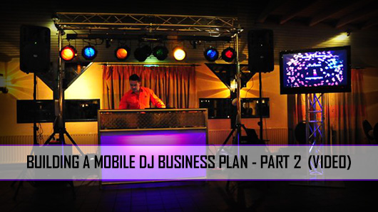 DJ Service Business Plan and SWOT Analysis – blogger.com