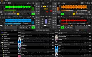 DEX 3 DJ Mixing Software Medium