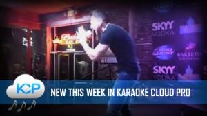Karaoke Singer with Karaoke Cloud Pro