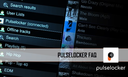 Pulselocker Frequently Asked Questions