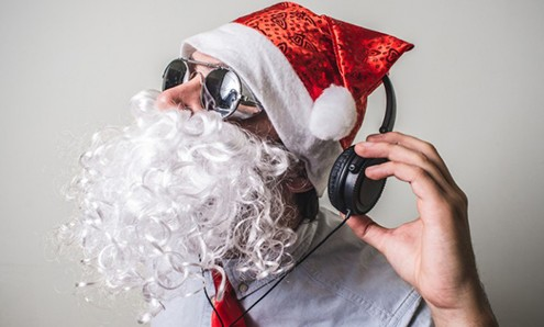 DJ Christmas Playlist Guy