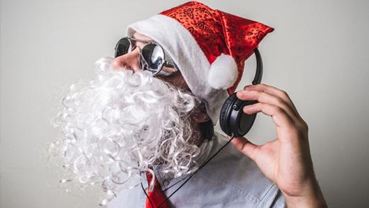 DJ Christmas Playlist Guy
