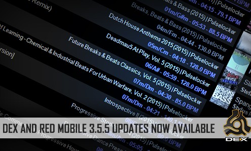 3.5.5 DJ Software Updates