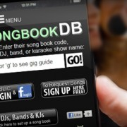 SongbookDB Remote Phone Requests