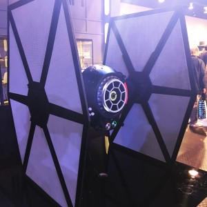Pioneer DJ TIE Fighter