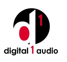 Digital 1 Audio Logo