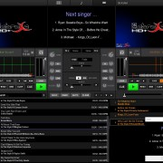 Next Singer Display PCDJ DEX 3
