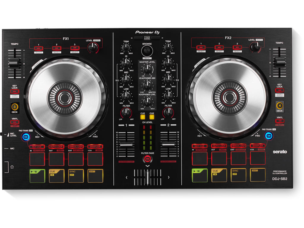 pioneer ddj sb2 is now dex 3 and red mobile 3 supported pcdj. Black Bedroom Furniture Sets. Home Design Ideas