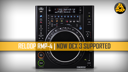Reloop RMP-4 DJ controller is PCDJ supported