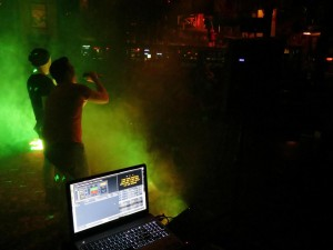 Karaoke Software at Club