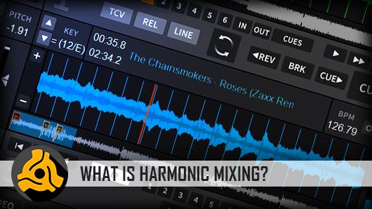 free harmonic mixing software
