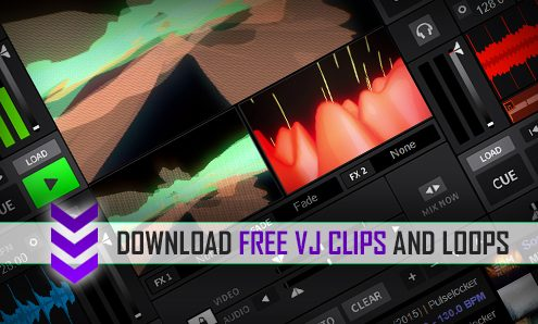 Download Free VJ clips and loops
