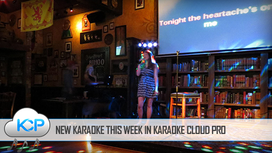 New Karaoke Music in Karaoke Cloud Pro April 2016