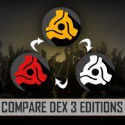 Compare DEX 3 Versions Cover Image