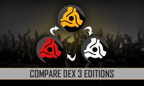 Compare DEX 3 Versions Cover Image