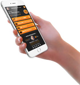 KaraoQ request system iOS