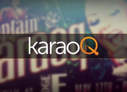 KaraoQ mobile request system explained