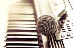 Microphone on Keyboard