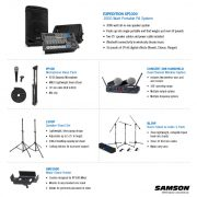 Samson Karaoke Pack 1000
