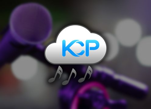 Karaoke Cloud Pro Announcement Sony