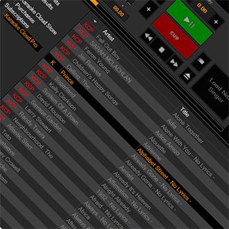 Karaoke Backing Tracks With Karaoke Subscription