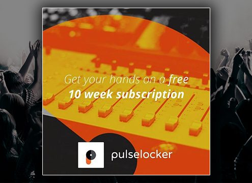 Win A Pulselocker Streaming Subscription