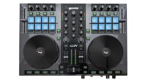 Gemini G2V DJ controller for DEX 3