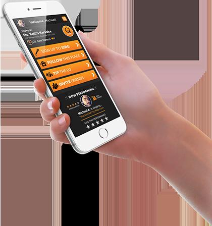 KaraoQ on iPhone App