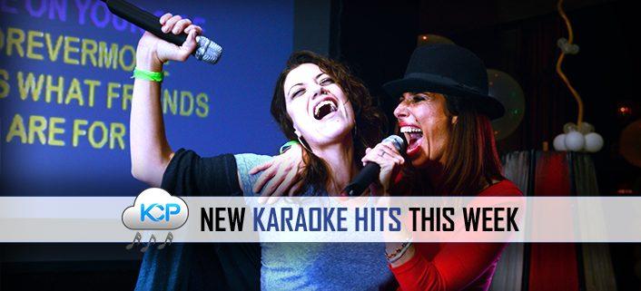 New Karaoke Downloads This Week In Karaoke Cloud Pro
