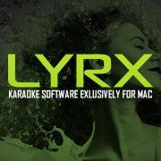LYRX MAC Karaoke Software