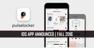 Pulselocker iOS App Announced