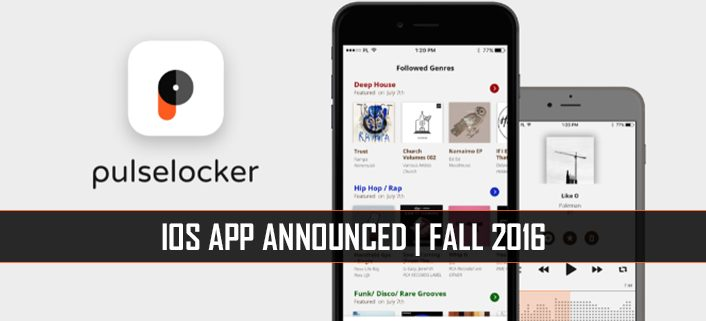 Pulselocker iOS App Announced