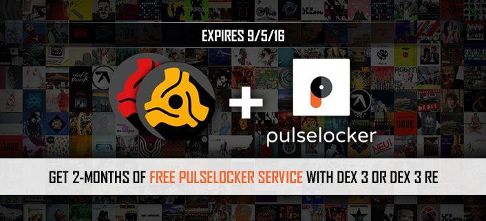 Free Pulselocker With PCDJ