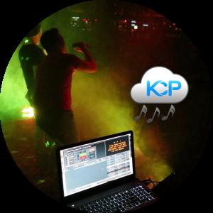 Karaoki Running Karaoke Cloud Pro in Bar